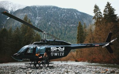 WIZE X SKY HELICOPTERS