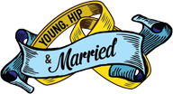 Young Hip and Married logo